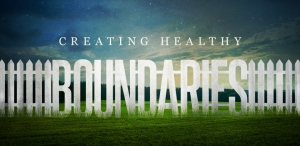 healthy boundaries