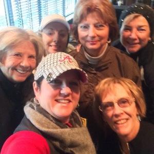 Martha's golf girls