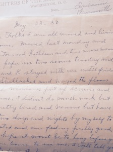 letter from granny