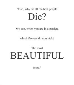 die quote