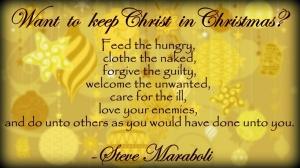 steve christ in